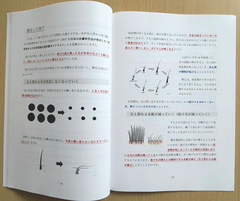 非常識な育毛読本14p-15p