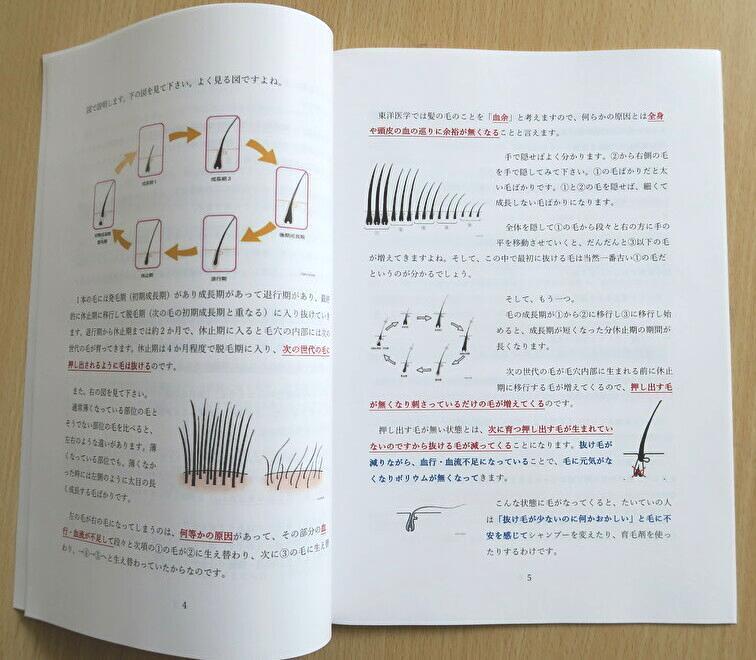 非常識な育毛読本4p-5p